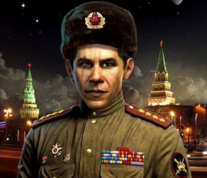 Obama Senior, aka Boris Ovshevsky