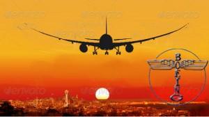 Boeing  goes away