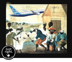 Boeing and slaves