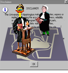 Duck Law uW icon