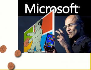 Microsoft new boss