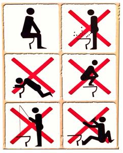 Sochii Toilett
