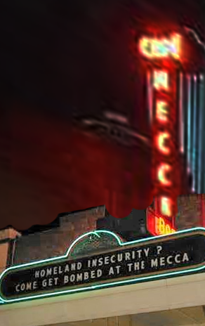 Cafe Mecca