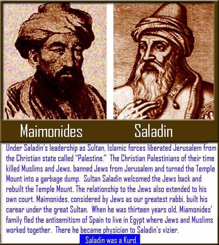 sladin and maimonides
