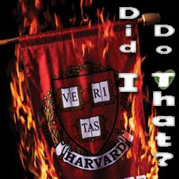 Harvard I did that