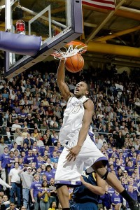 My sophomore year at the University of Washington.