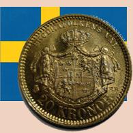 Kroner swedish