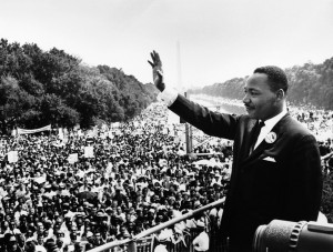Spoke for all black people.  Spoke all those who were poor and disenfranchised.  Spoke to not only America but the world!