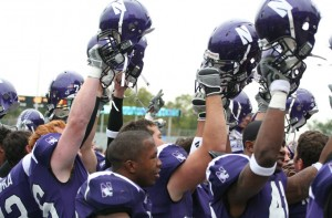 Earlier this year Northwestern student-athletes won the right to Unionize.