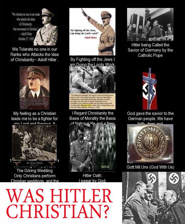 Hitler POpe