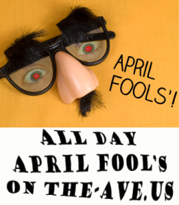 Aprils Fool's Day