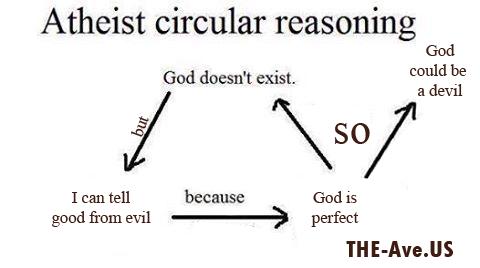 God isn't