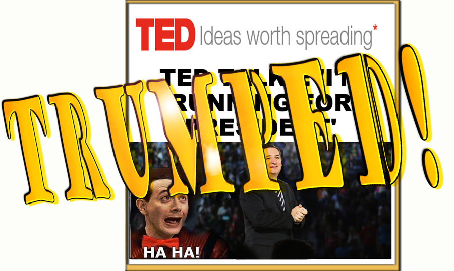 Trumping Ted