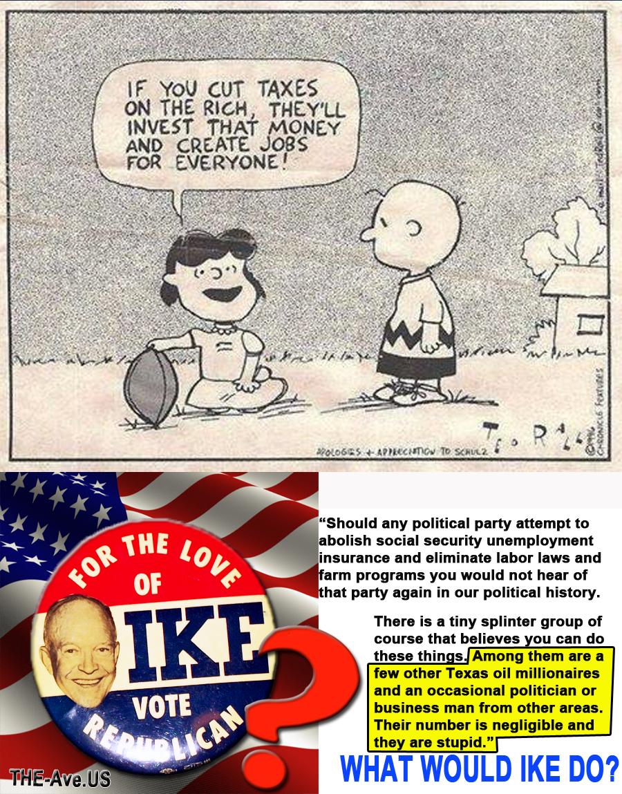IKE WWID peanuts