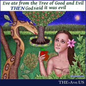 Eve and the aple