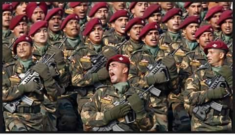 Swantista army