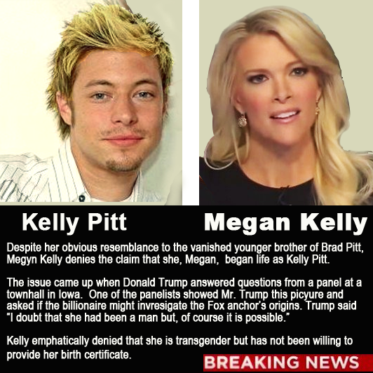 Megyn kelly no makeup