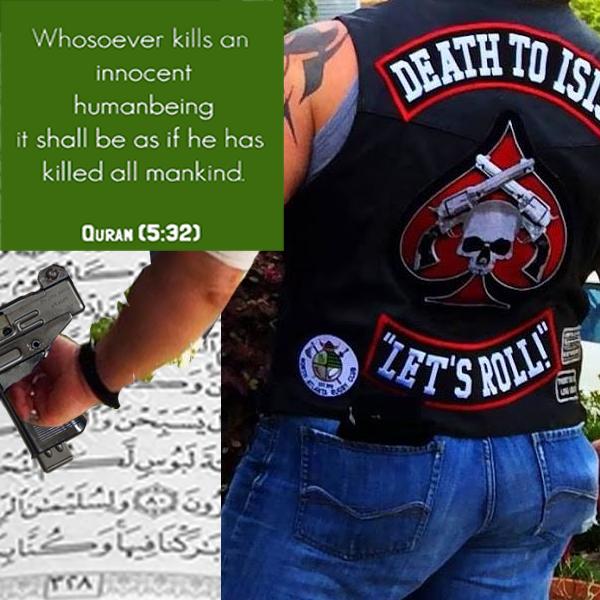 Quran guns