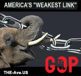 GOP Weakest Link ico