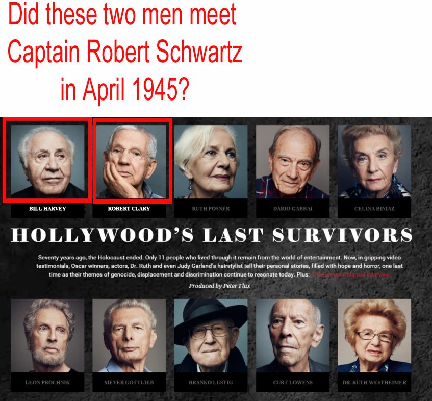 Buchenwald survivors