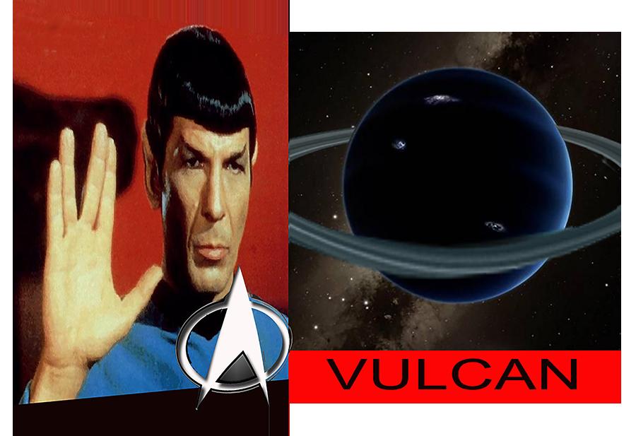 Vulcan Spock