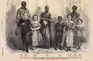 Mulatto slaves