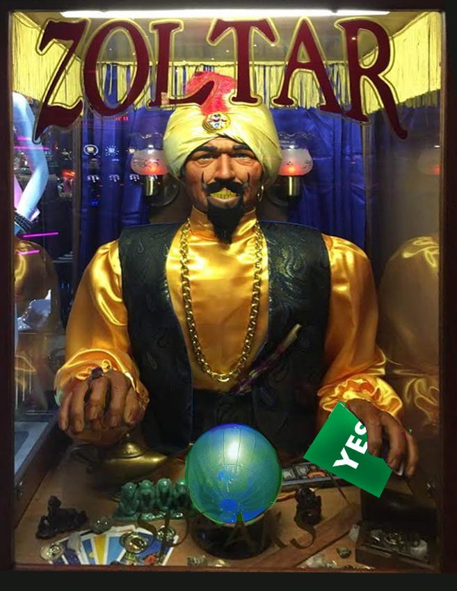 Zoltar AI  Yes!
