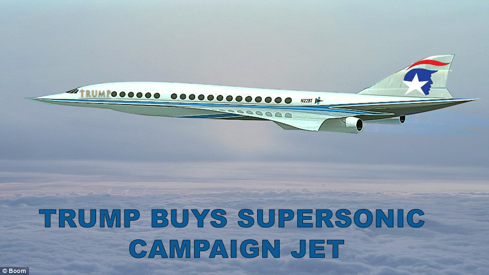TRUMP BUYS HUGE ADVANTAGE .. First Campaign SST / The-Ave.US