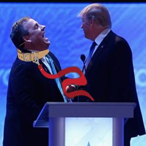 Trump Christie