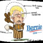 Bernie Saint flat ico