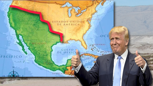 mexico agrees to build trumps wall build wall