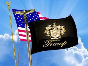 Trump flag! ico
