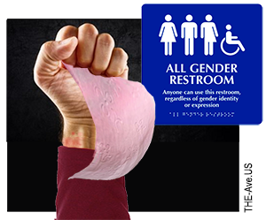 Civil Rights Gender Bathroom