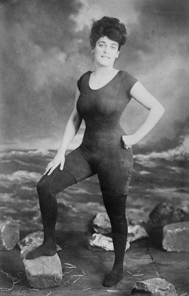 Annette Kellerman Revere Beach