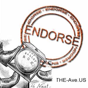 Ave  endorses