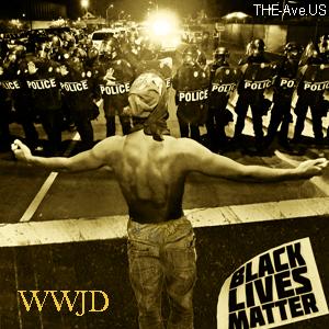Black Protest WWJD v2