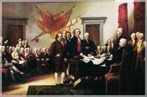 Jul 4 Declaration Independence