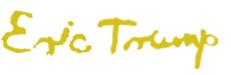 Eric Trumo Signature