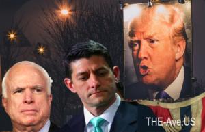 Trumo McCain Ryan Putsch Purge