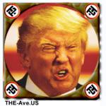 trumpim-with-swastika