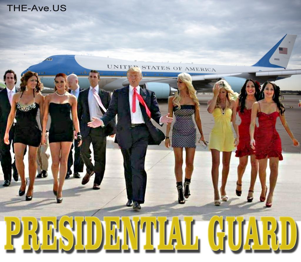 presidentuial-guard